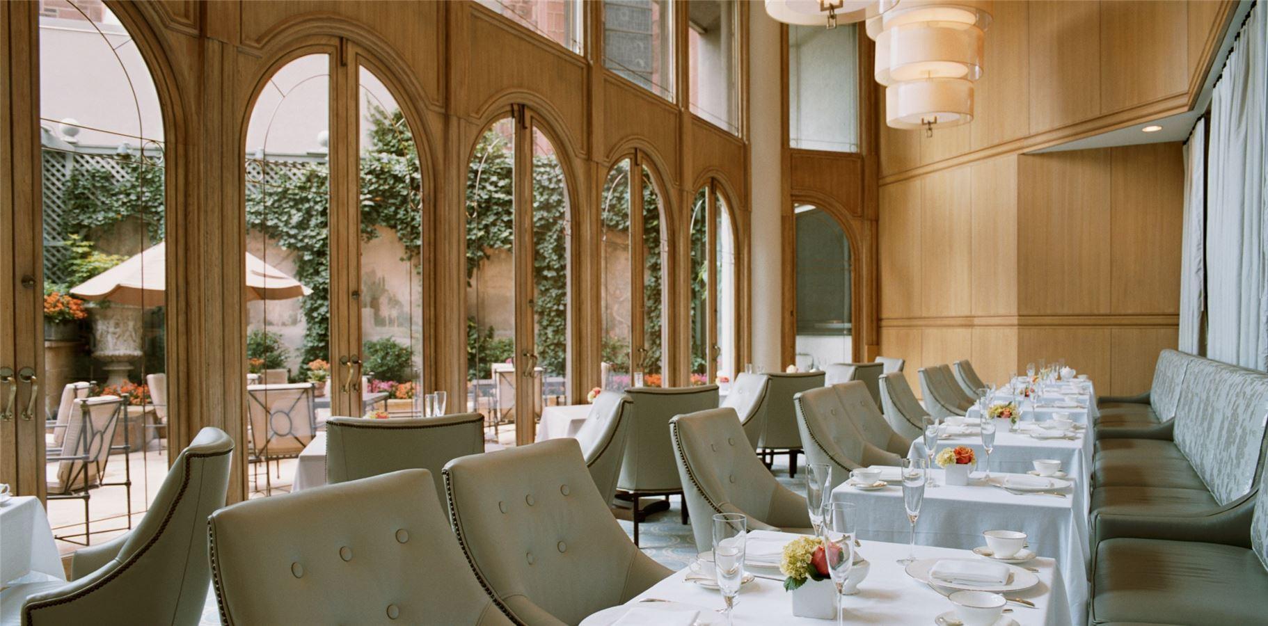 Lacroix Restaurant At The Rittenhouse Fine Dining In Philadelphia