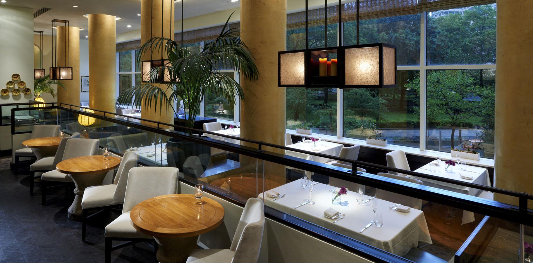 Lacroix Restaurant Menu