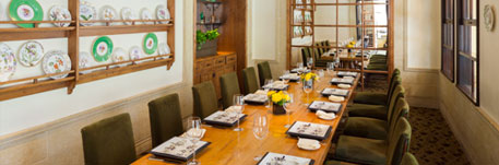 La Serre in Lacroix Restaurant at The Rittenhouse, Philadelphia