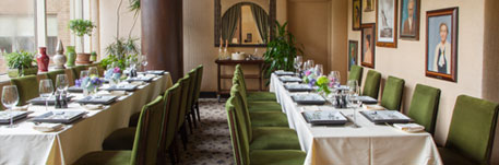 Lacroix Restaurant at The Rittenhouse - Downtown Philadelphia Hotel Restaurant
